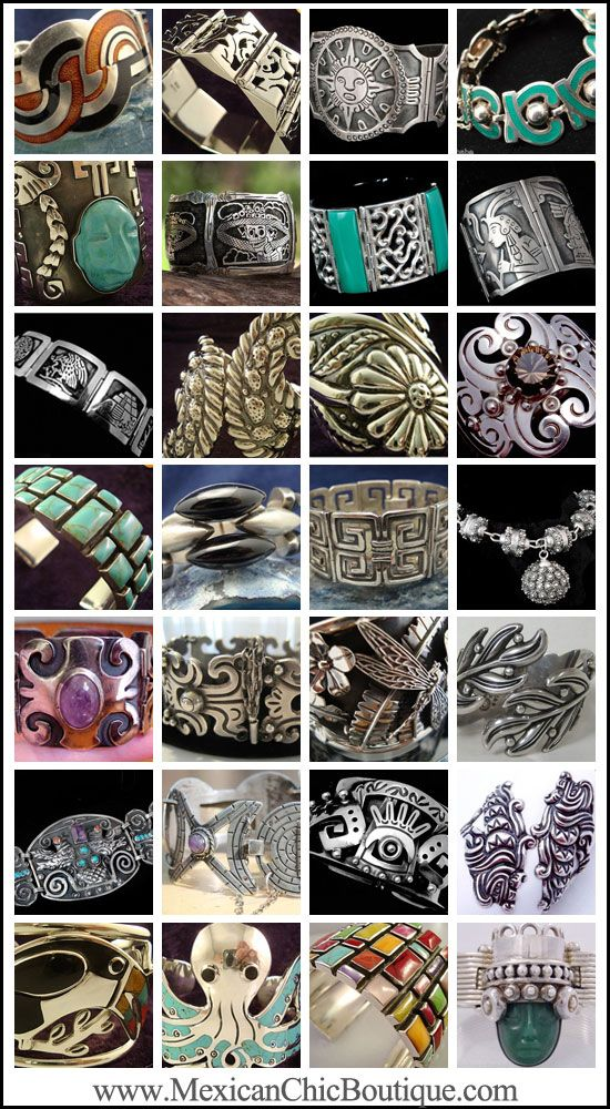 22+ Taxco mexico silver vintage jewelry viral