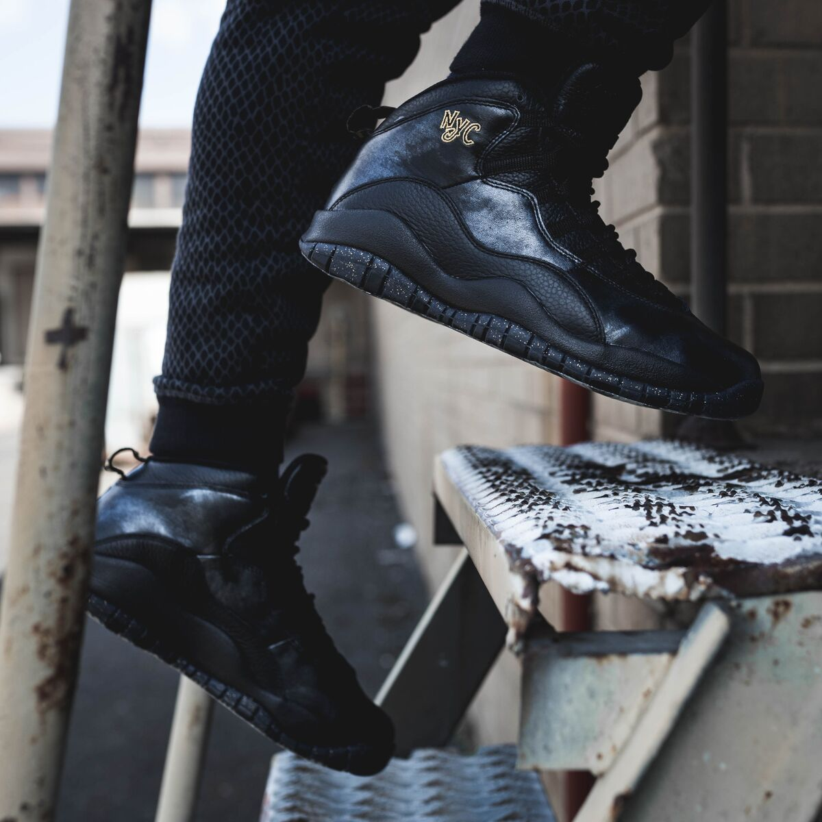 6a7c4d4a1895 Air Jordan 10 Retro  NYC . Find this Pin ...