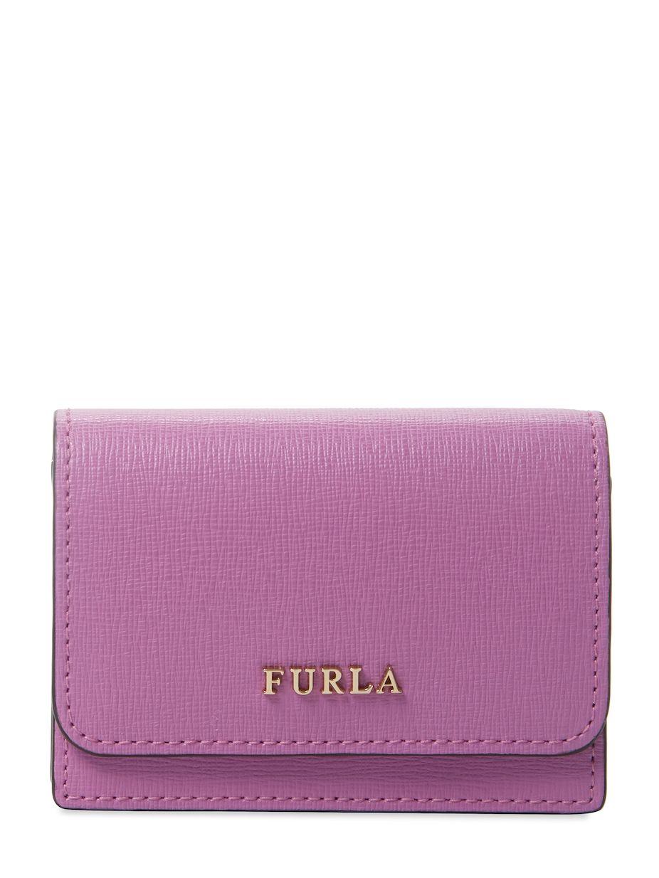 Furla Babylon Leather Business Card Case | Women\'s Fashion Boho ...