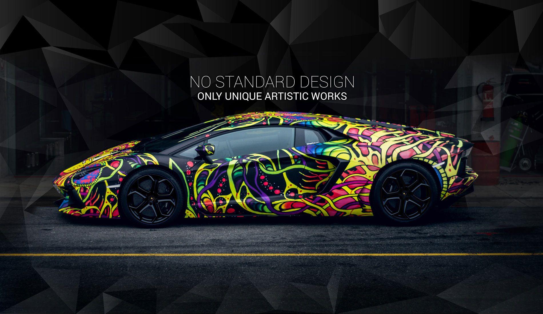 Design car wrap - Vehicle Wraps