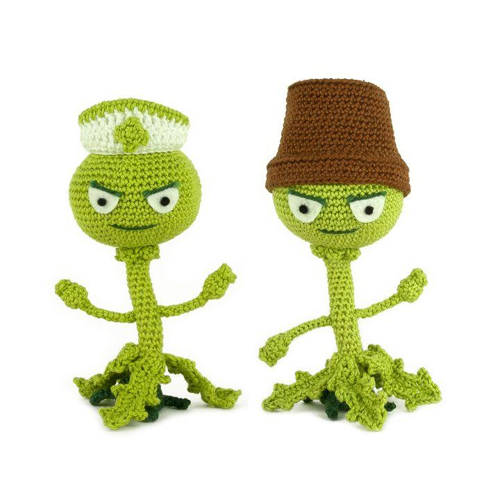 Crochet pattern Weeds – Sabrina\'s Crochet | Aaron crochet | Pinterest