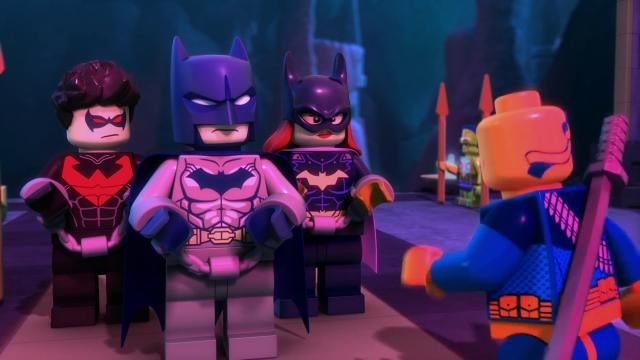 lego dc comics superheroes justice league - gotham city