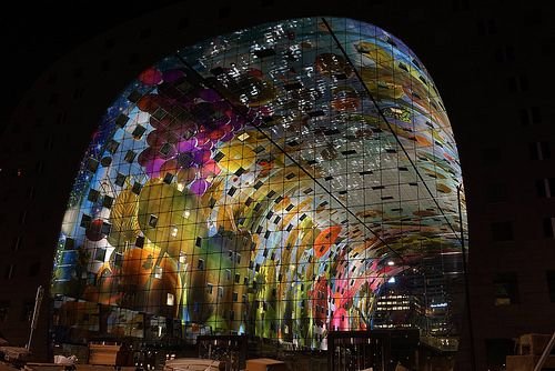 markethalle, Rotterdam