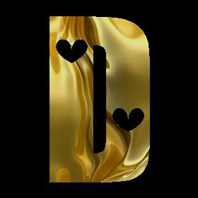 Monica Michielin Alfabetos Alfabeto Dourado Inspirado Na Fonte Love Letter Png Golden Alphabet Png In 2020 Alphabet Lava Lamp Novelty Lamp
