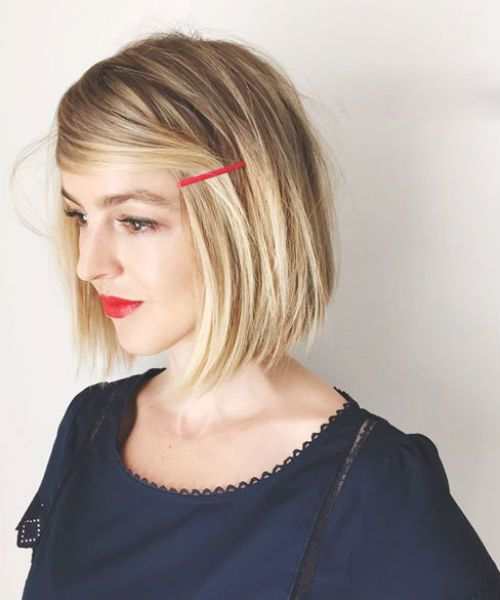 Sophisticated Easy To Style Short Blonde Hairstyles To Look