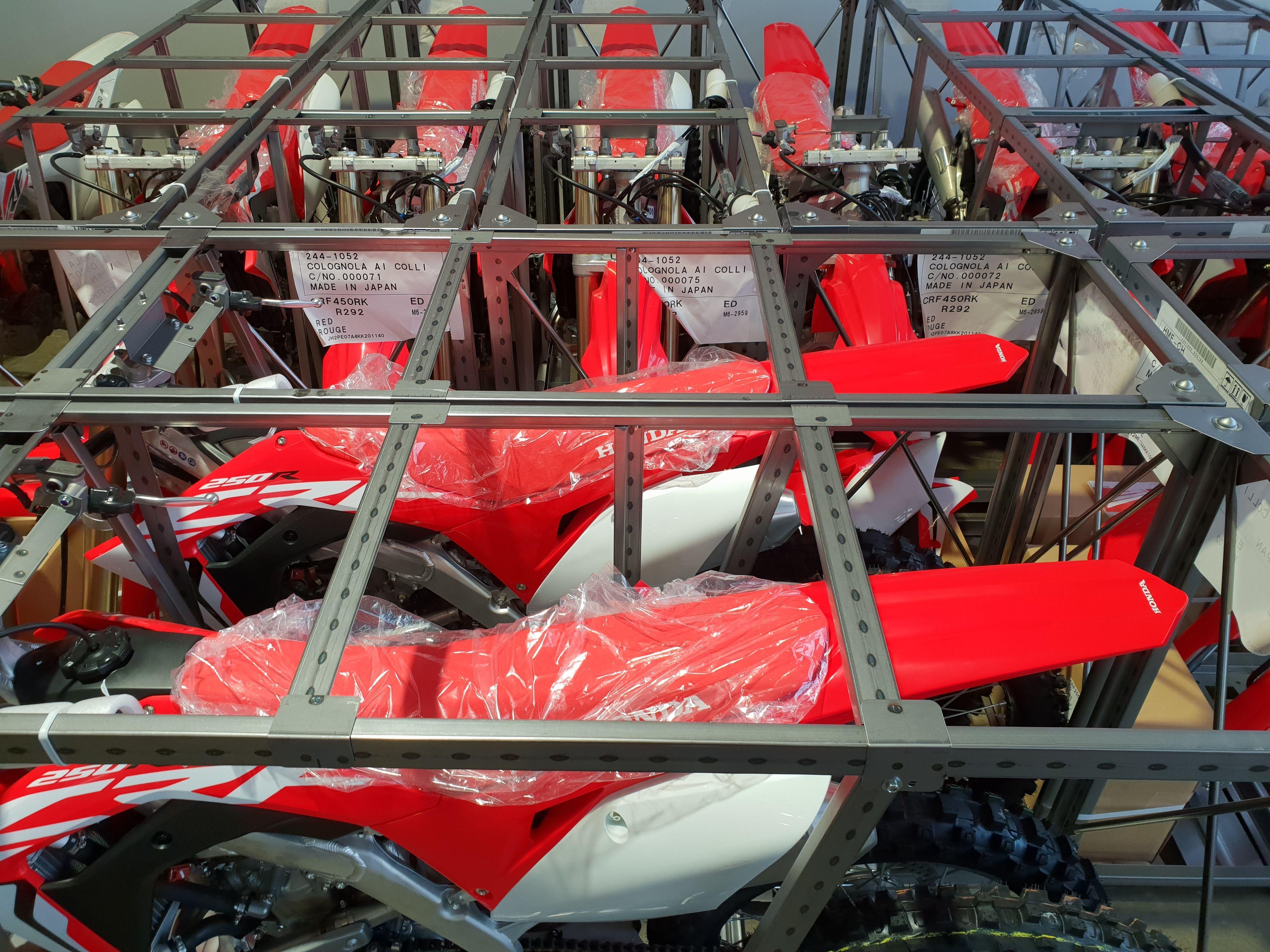 2019 Models Christmas Already Happend Honda Crf250 Crf450 Mxacademy Motocross Shop Motocross Honda