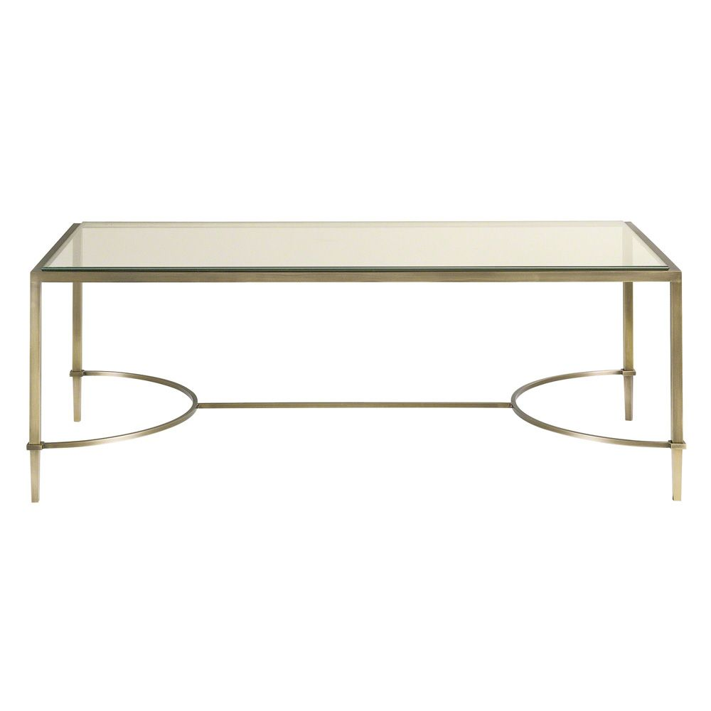 Baker Pompeii Coffee Table Coffee Table Furniture Glass Top Coffee Table [ 1000 x 1000 Pixel ]