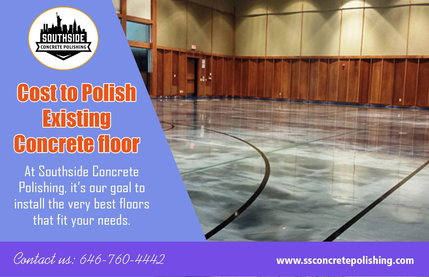 Industrial Concrete Floor Polishing Concrete floors