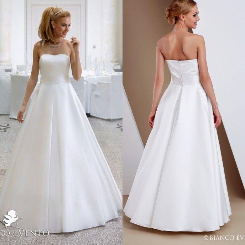 Brautkleid Lilya von Bianco Evento. Bei uns an Lager | Kleid | Pinterest