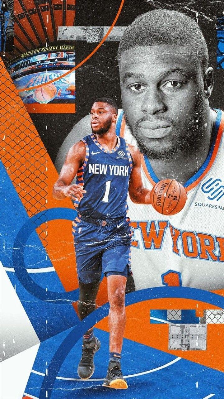 Ny Knicks Sports Design Inspiration New York Knicks Sports Graphic Design
