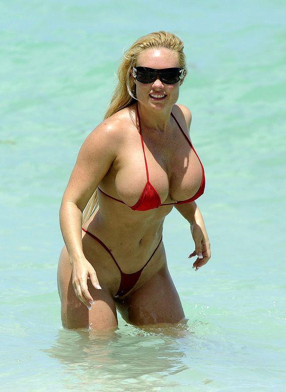 coco austin bikini Nicole