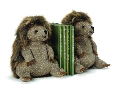 Bambini ricci ~ Creare reggilibri in tessuto per la libreria dei bambini ricci