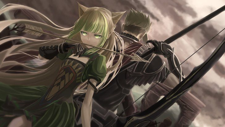 Fateapocrypha Archer Of Red Anime Wallpaper