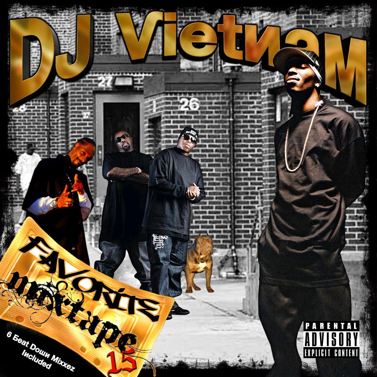 My Favorite Mixtape 15 - DJ Vietnam