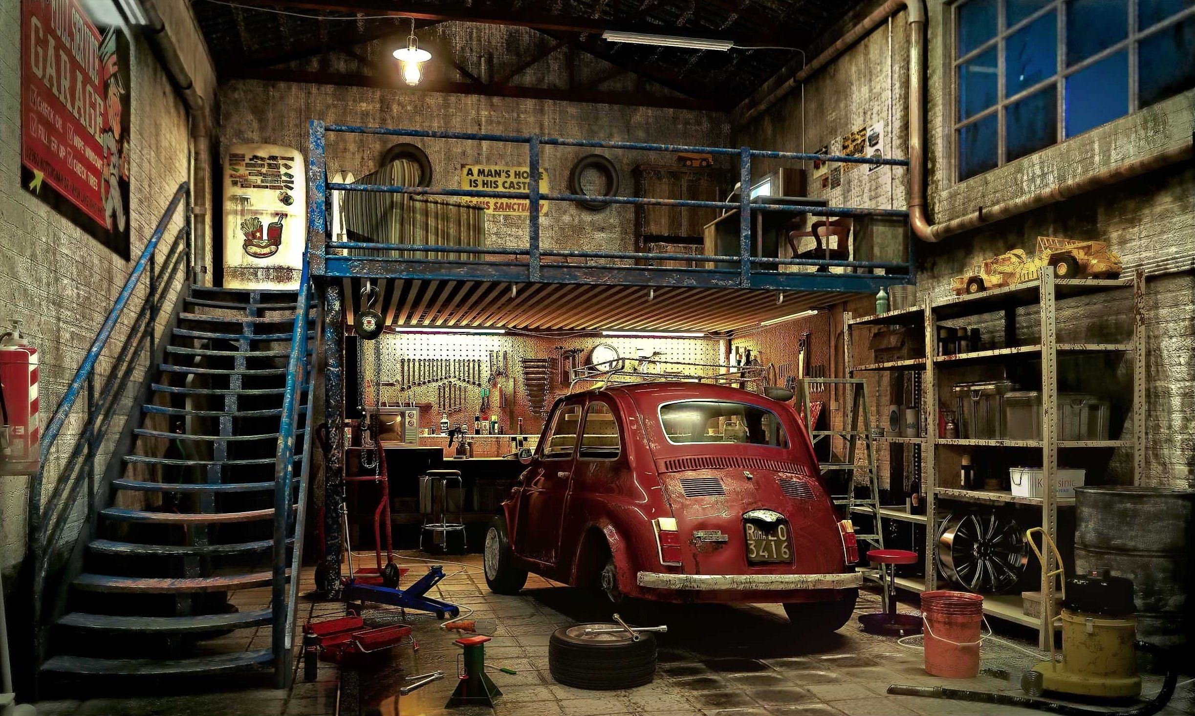 Garage 2 Stall Garage Plans 4 Bay Garage Plans Plans For 2 Car