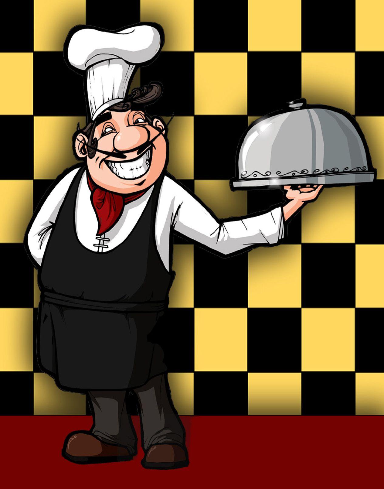 Chef.94165815.jpg 1 265×1 610 пикс | Cafe-Bar | Pinterest | Koch und ...