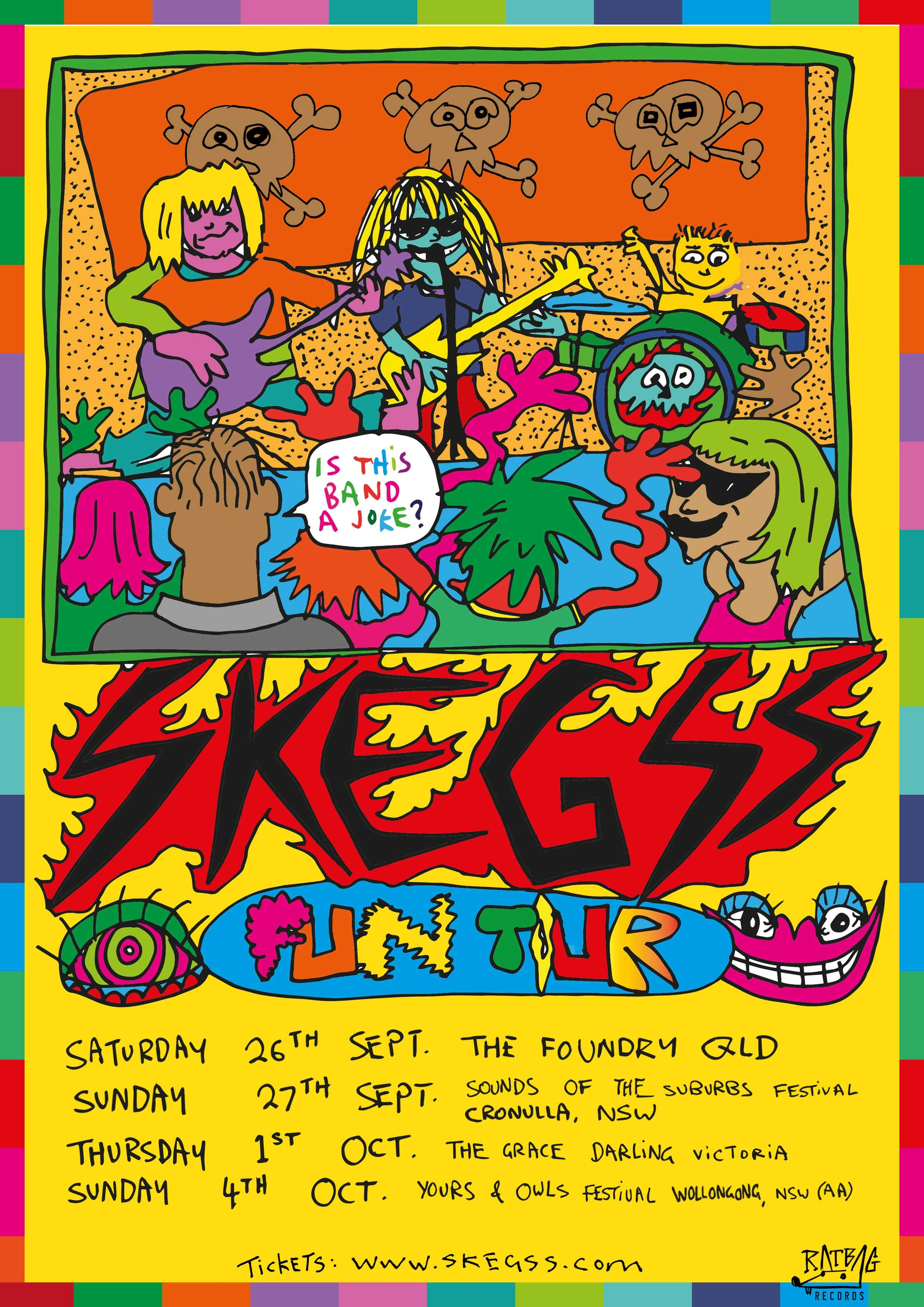 Band Posters, Concert