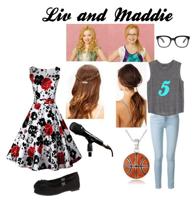 Liv and maddie outfits polyvore