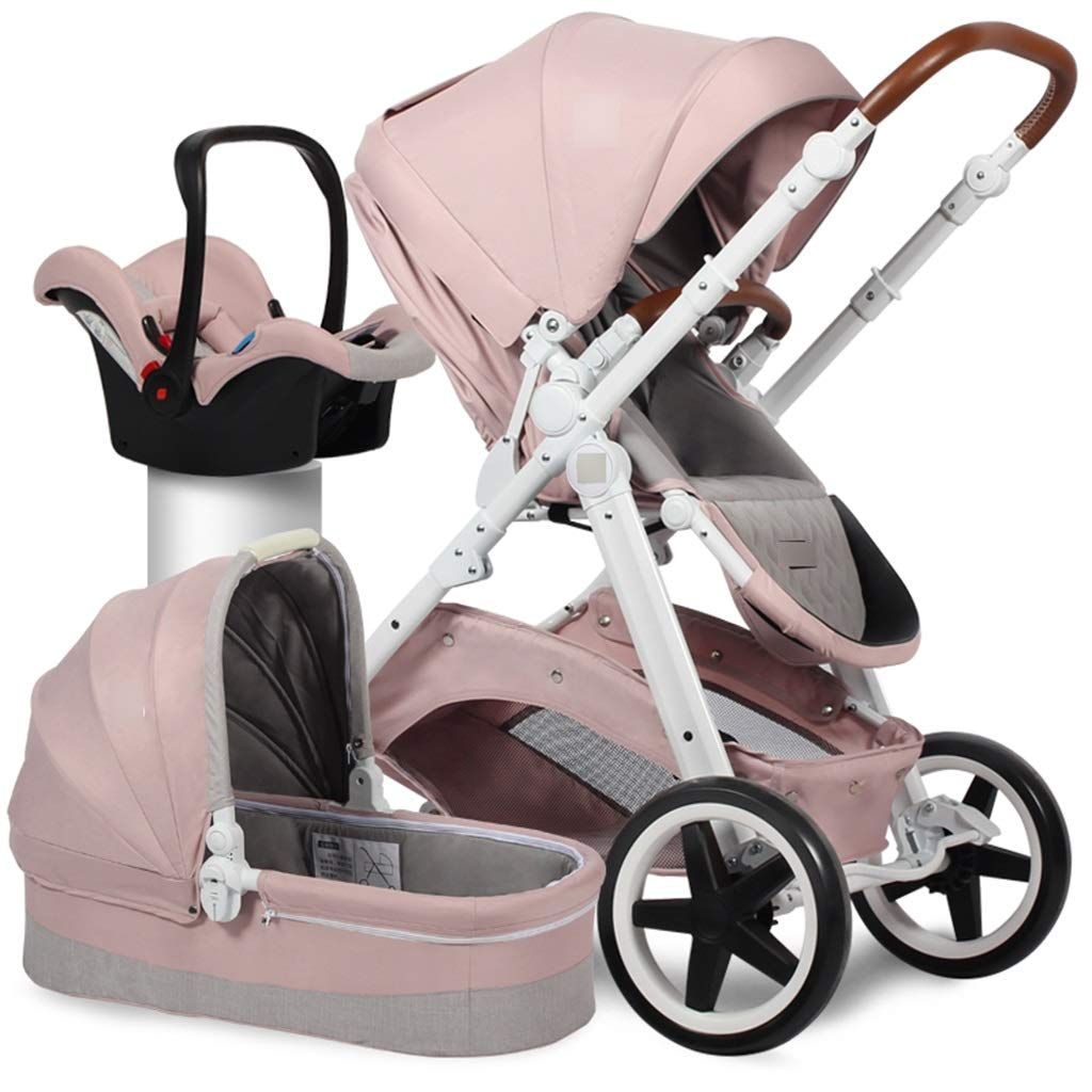 Liucuifang Baby Stroller Portable Seat High Landscape