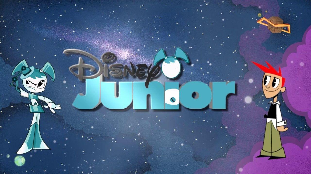 610 Disney Junior With My Life As A Teenage Robot Spoof Pixar Lamp Luxo Disney Junior Teenage Robot Pixar Lamp