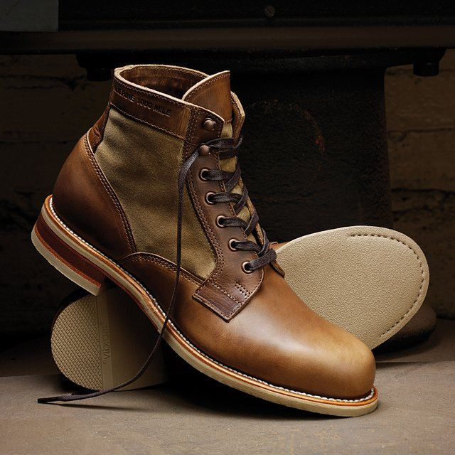 7cf9e354853 Fancy - Whitepine 1000 Mile Boot by Wolverine | Shoes | Mens winter ...