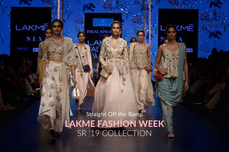 Lakme Fashion Week 2019 On Pernia S Pop Up Shop Lakme Fashion Week Fashion Fashion Week