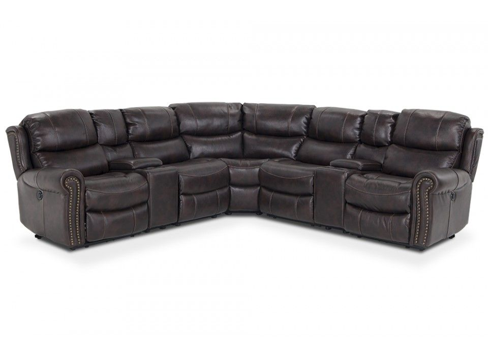 Lannister 7 Piece Sectional Reclining Furniture