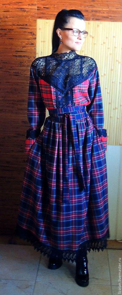 245bdf5fe30 Платья ручной работы. Платье зимнее в стиле БОХО (№10). Лиза Ян ...