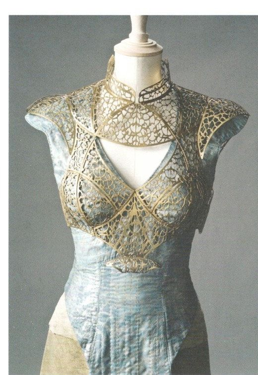 c4df4512f90aed RESERVED FOR PETA - Daenerys Qarth Armor - Deposit 2