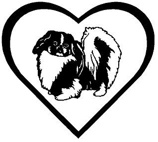 6 Inch #ShihTzu Heart Dog Canine Decal Sticker | cafedecals - Housewares on ArtFire #ckdin