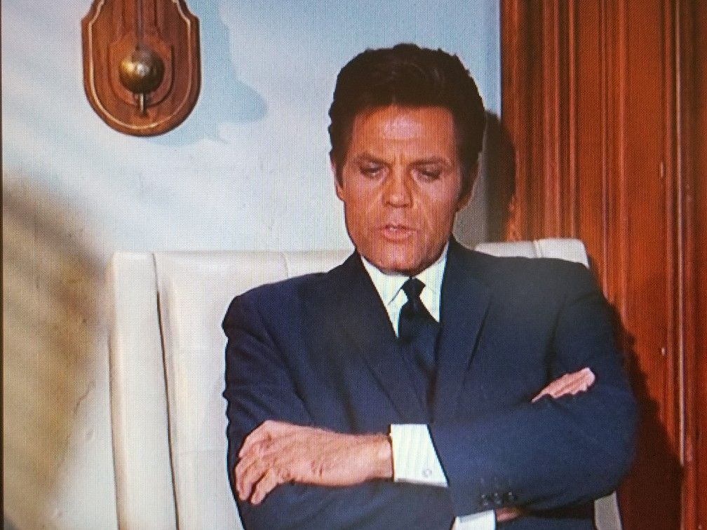 Jack Lord as Steve McGarrett in Hawaii Five-O season 2