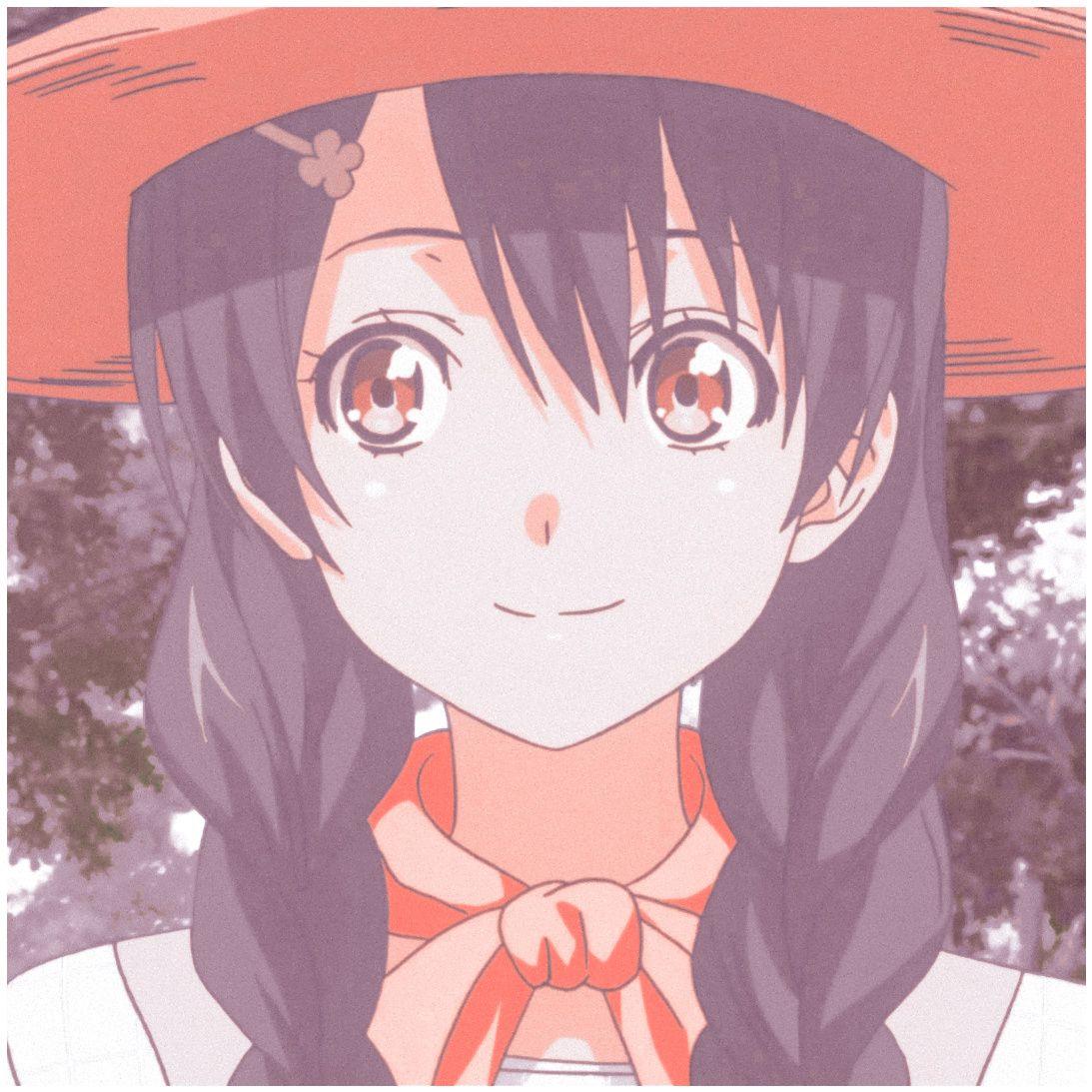 Megumi Tadokoro Icon In 2020 Aesthetic Anime Anime Wall Art Anime