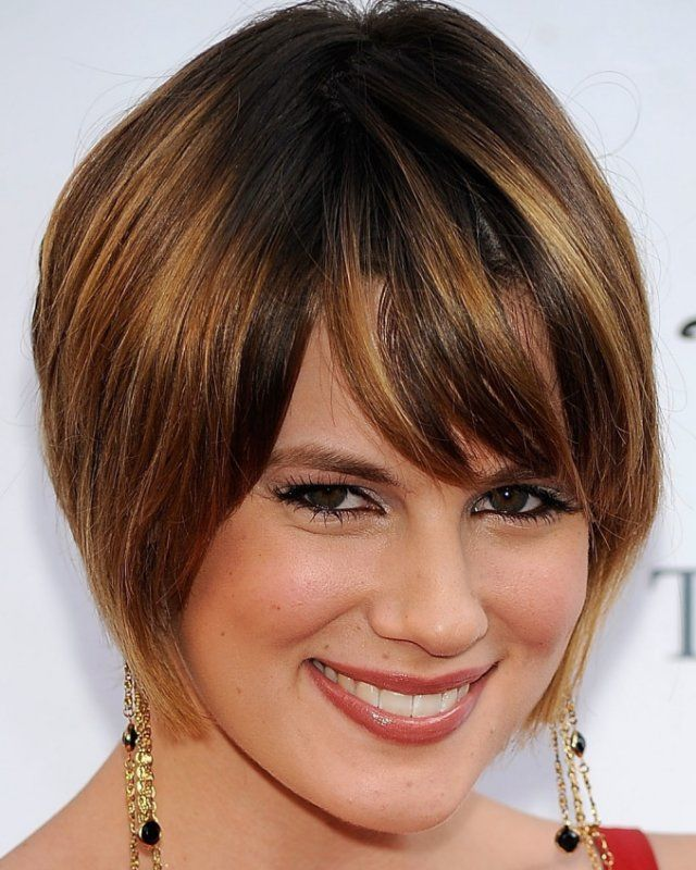 Short Hairstyles For Thick Hair Congratulations, you have the ...