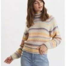 Novelty Stripe Sweater Odd MollyOdd Molly #knitted #bags #knitted #dolls #knitting #stitches #knitting #girls