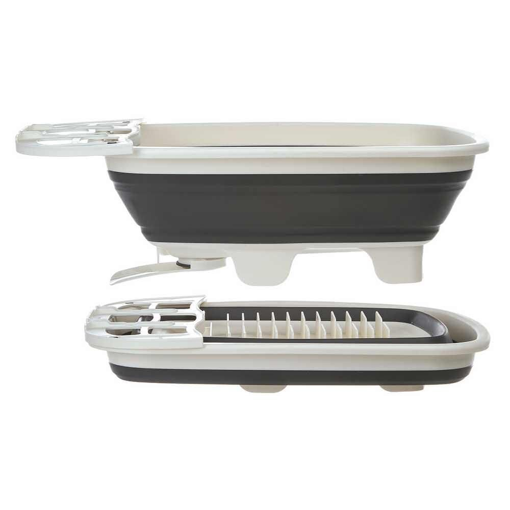 Prep Solutions Swivel Spout Collapsible Dish Drainer   Camping World