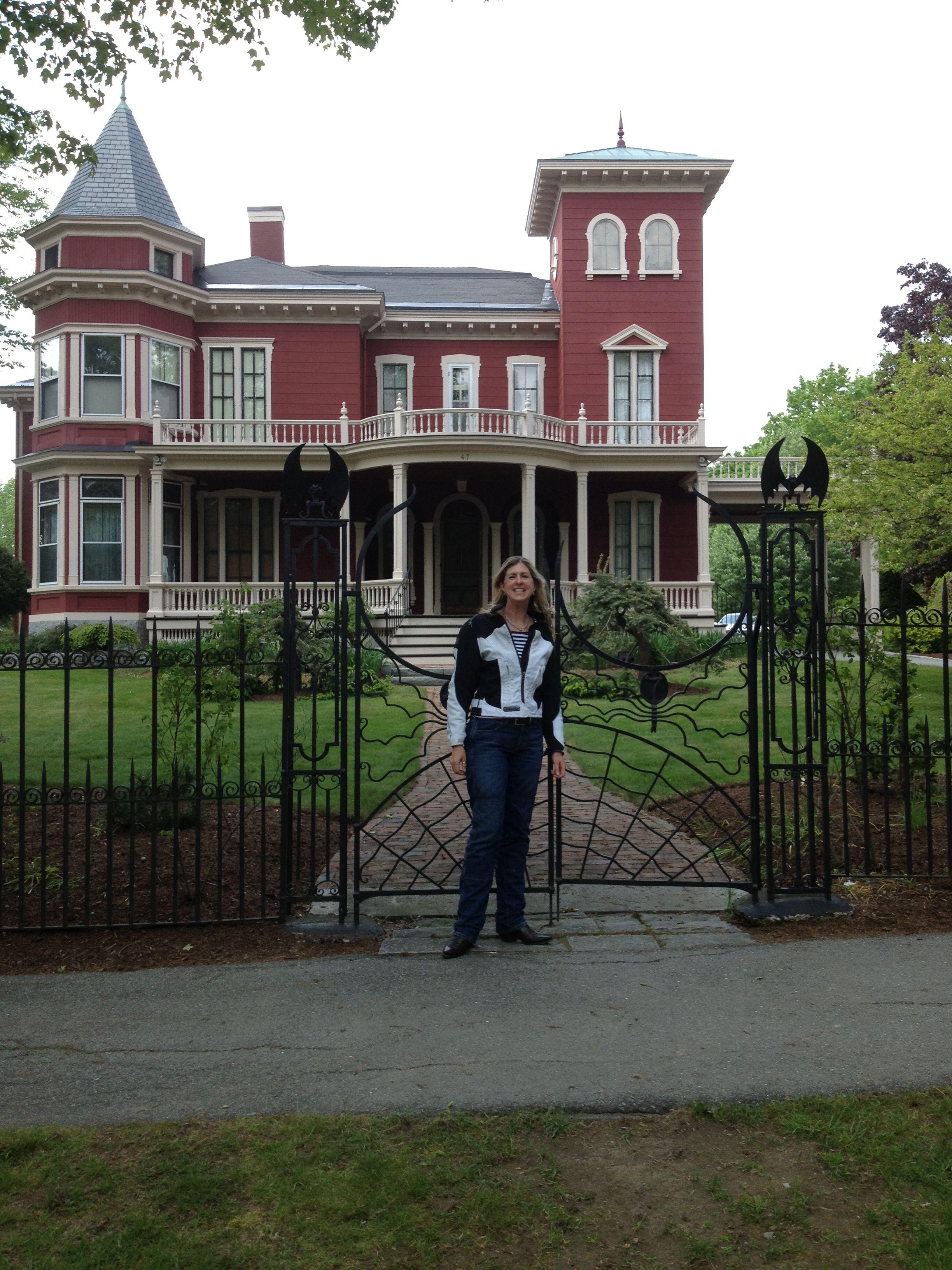 Stephen King's House Bangor Maine | Haus