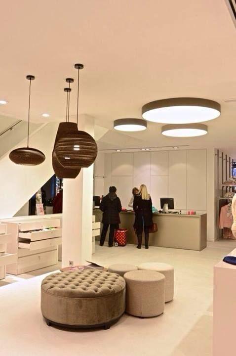 Winkel Caleche at Sint-Truiden BE concept #store #Prolicht #Graypants #DARK
