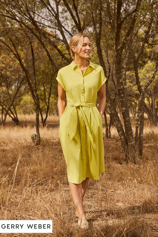 farbenfrohe sommerkleider von gerry weber | sommer kleider
