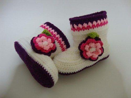 Zapatillas tejidas escarpines | Posot Class | Botas para