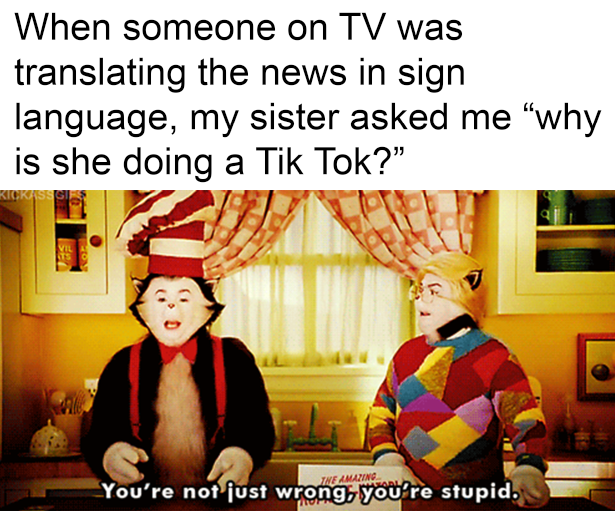 Tik Tok Bad Reddit Good Memes In 2020 Volleyball Humor Volleyball Jokes Volleyball Quotes