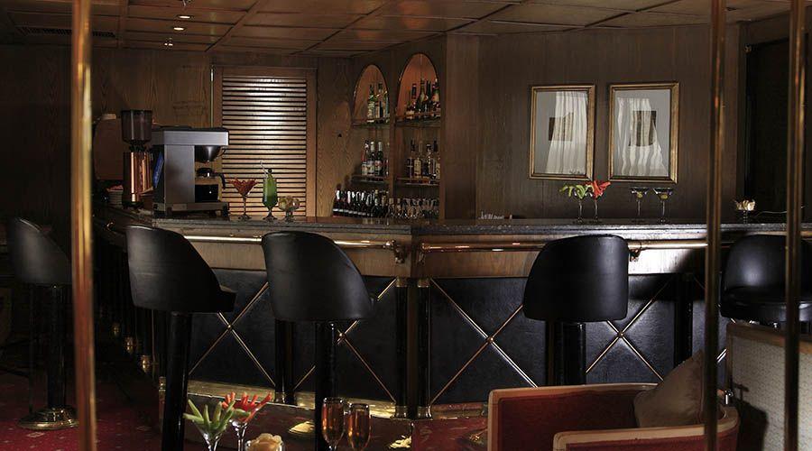 Nile Empress Nile cruise bar
