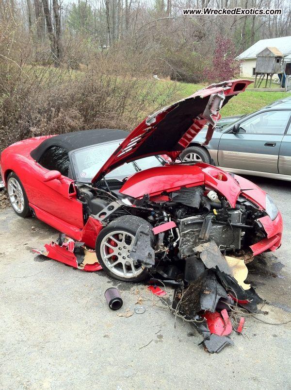 Wrecked Exotic Cars : wrecked, exotic, Wrecked, Super, Ideas, Cars,, Crash,, Crash