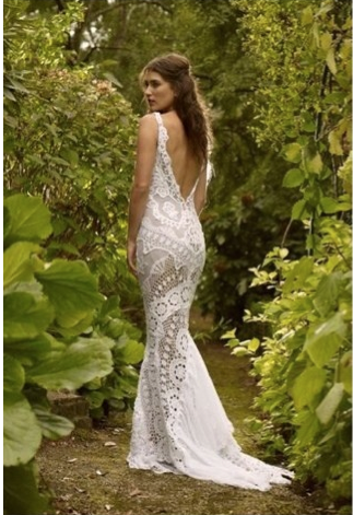 Crochet Wedding Dress...