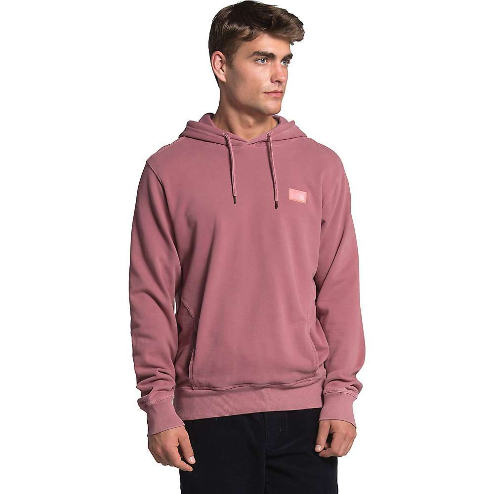 The North Face Men S Berkeley Pullover Hoodie Small Mesa Rose Wash Hoodies Men Pullover North Face Mens North Face Hoodie [ 1000 x 1000 Pixel ]