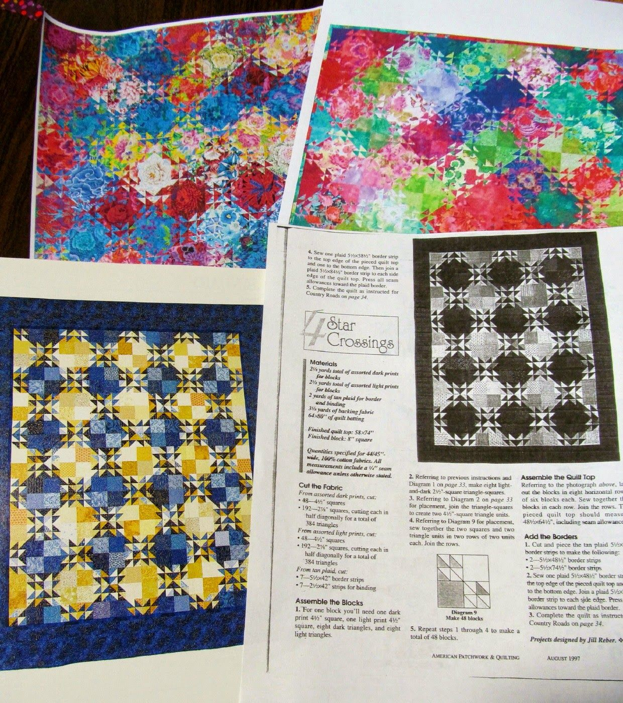 pattern quilt craft gardens tammy creative magazine april shannons collection better img was emporium published the shannon quilting homes s anniversary and american in patchwork issue
