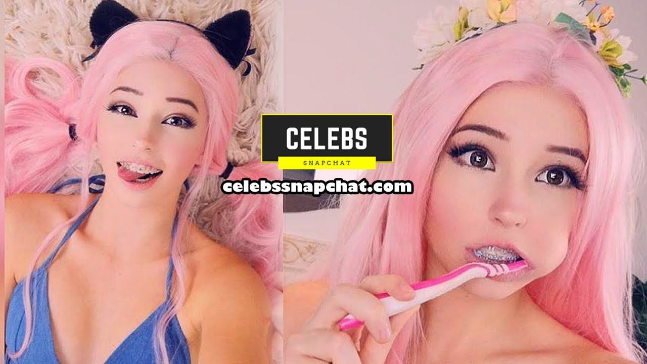 Bella Delphine Snapchat