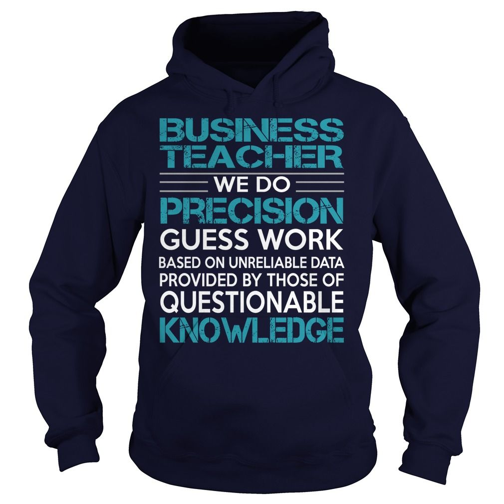Awesome Tee For Business Teacher T-Shirts, Hoodies. Get It Now ==>…
