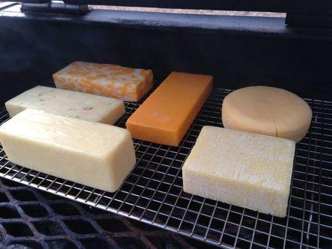 Smoked Cheese | How To Cold Smoke Cheese Method & Recipe