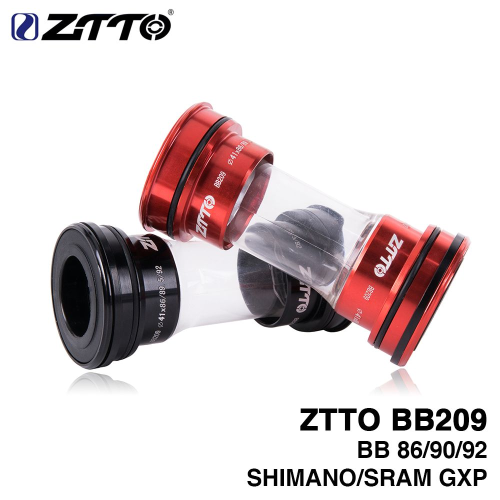 ZTTO BB92 External Bearing Bottom Brackets for Shimano Prowheel 24mm Crankset