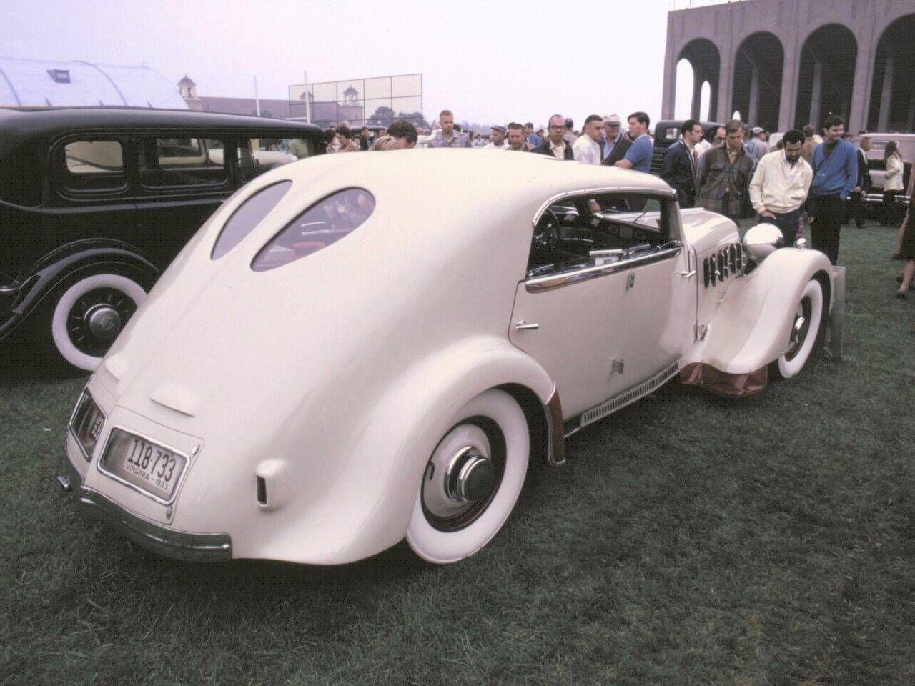 Cord L Door Aero Sedan Art Deco Cars Pinterest